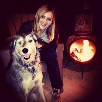 Fireside with Sasha